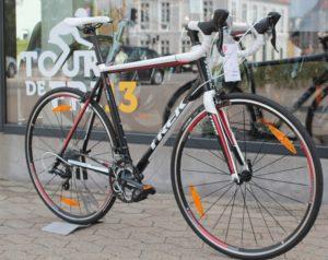 Cyklerne på billederne er fra Fri BikeShop i Sønderborg.