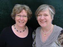 Lise-Lotte Kristensen og Annette Bo Nielsen.