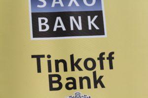Saxo Bank Tinkoff kan skriver: Vinder - ud for dagens etape.