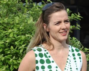 Ellen Trane Nørby skal være mor.