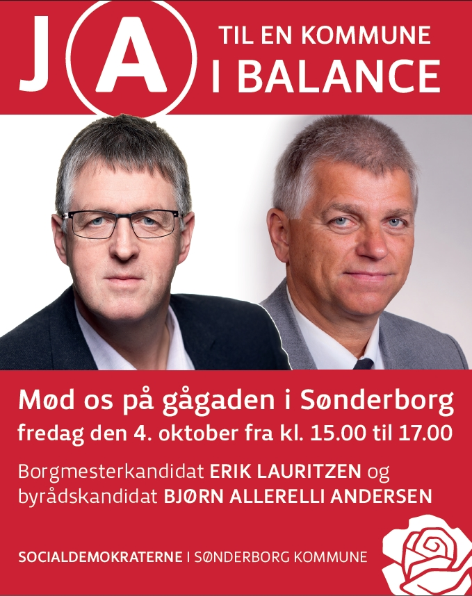 Annonce Erik og Bjørn (1)