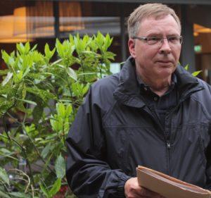 John Lohff får igen fire travle år i regionsrådet.