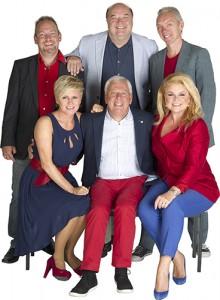 Holdet til Sønderborg Sommerrevy 2014.