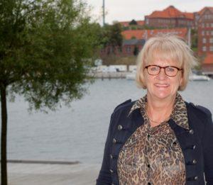 Borgmester Aase Nyegaard vil gerne have os alle med til at præge kommunen.