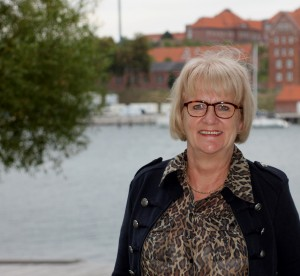 Borgmester Aase Nyegaard drømmer allerede om den vækst og de job, det nye hotel vil give til byen.