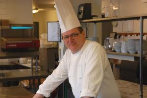 Klaus Græns og hans kokke er klar til at overraske med velsmagende og inspirerende buffet.