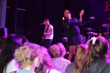 Babara Moleko gav en god koncert i Sønderborghus.