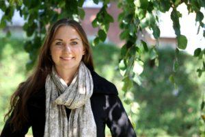 Monika Mazurek fra Ung Effekt vil jule for andre.