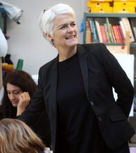 Anette Wilhelmsen fornemmer, SF får et godt valg.