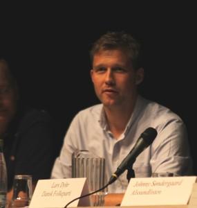 Den lokale sportsminister, Stephan Kleinschmidt.