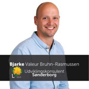 Bjarke Valeur Bruhn-Rasmussen har helle tiden villet samarbejde med lærerne.