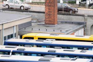Busserne skal have terminal i Ragebøl.