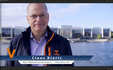 Claus Klaris er fortaler for motion til alle.