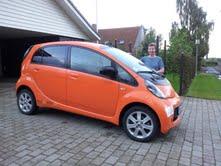 Lone Klinge Thomasen købte den bil, hun selv testede.