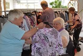 På onsdag kan der igen købes tøj til lave priser i Ulkebøl.