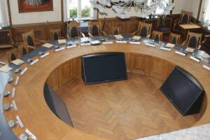 Flertallet i Byrådet ser gerne kasernen bruges af Udlændingestyrelsen.