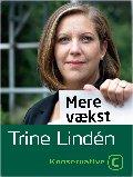 Trine Lindén brænder for iværksætteri.