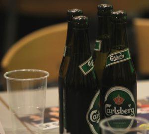 Skal du have to øl til frokoten eller er det bedre med syv.