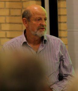 Jørgen Jørgensen fortæller kort om nogle af SF's mørkesager.