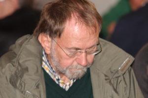 Jørn Lehmann kunne slappe af blandt tilhørerne under vælgermødet, fordi han satser på regionen fra årsskiftet.