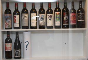 Årets Kunstnervin afsløres lørdag klokken 13, hvor der også er smagsprøver.