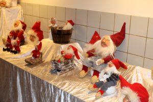 Start julehandlen i Cathrinesminde Teglværk.