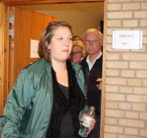 Trine Lindén ser frem til at kunne få indflydelse på iværksætteriet.