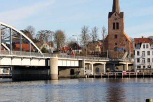 På søndage kan cyklister og fodgængere ikke komme fra Als til Jylland eller omvendt efter kl. 22