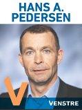 Hans A. Pedersen ser værdien i Ewers Pakhus.