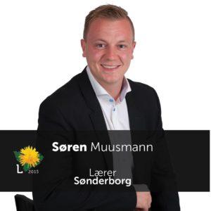 Søren Muusmann vil gøre sit for at unge vil slå sig ned i Sønderborg Kommune.