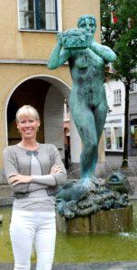 Dorthe Seeberg - klik på billedet og læs mere. <div class=