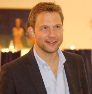 Stephan Kleinschmidt er varm fortaler for Børne-Hospice i Sønderborg. <div class=