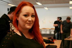 Charlotte Schmidt Nielsen er klar til uddannelse.