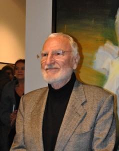 Arne Haugen Sørensen i Augustiana.