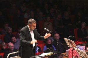 John Frederiksen dirigerer Center for Kultur så byen får noget for kultur-kronerne.