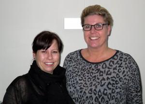 Anette Eg Koch og Anja Cecilie Jacobsen er iværksættere med vækst i firmaet.