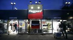 Fleggaard, Fakta og andre varehuse syd for grænsen sælger masser af dagligvarer til sønderjyder. <div class=