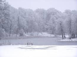 Vi snydes for sne i første omgang.
