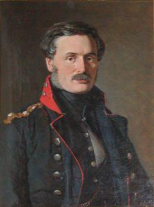Anton Frederik Tscherning. Foto: 1864 Live