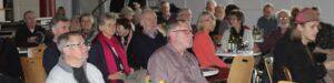Godt 80 tilskuere nød eftermiddagen med Sønderborg Jazz Club.