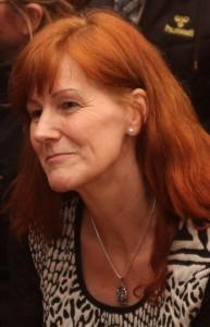 Annette O'Driscol er en del af den musiklaske familie, der bruger kræfter i kulturlivet i Skelde.