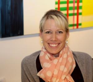 Dorte Seeberg fortæller, at generalforsamlingen finder sted på Fyn