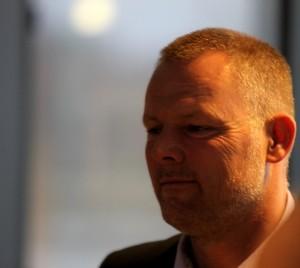 Michael Holst siger farvel til Sønderborg Kommunes direktionsgang.