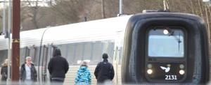Intet nyt på den lokale togfront.