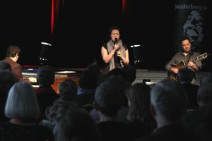 Flere end 100 nød en jazz-eftermiddag med Sønderborg Jazz Club.