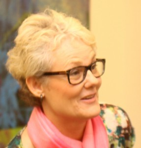 Birgit Hugger Larsen kan nu dele dagene op i arbejde og fri.