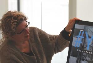 Internettet vil gøre meget formidling anderledes end vi kender det i dag, siger Charlotte Sahl-Madsen.
