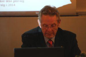 Mogens K. Nielsen fortæller, at kendskabet til broen skal bredes endnu mere ud.