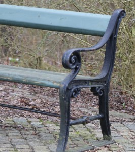 Et sted at sidde.