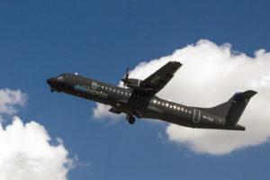 Air Alsie får flere og flere passagerer. Foto: FIA